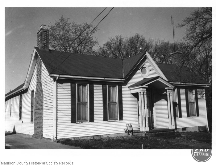 Launey P. Clay House