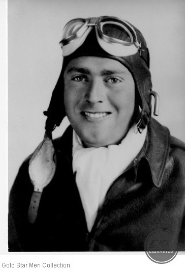James G. Masters in Army Air Forces pilot uniform