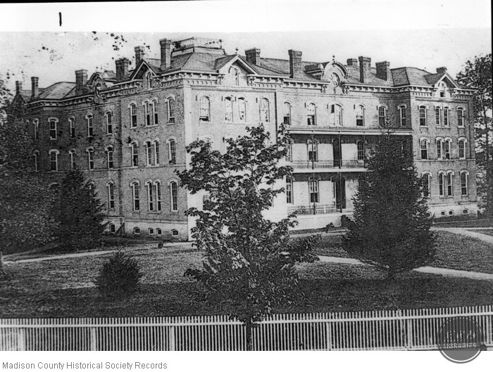 Ladies Hall at Berea College