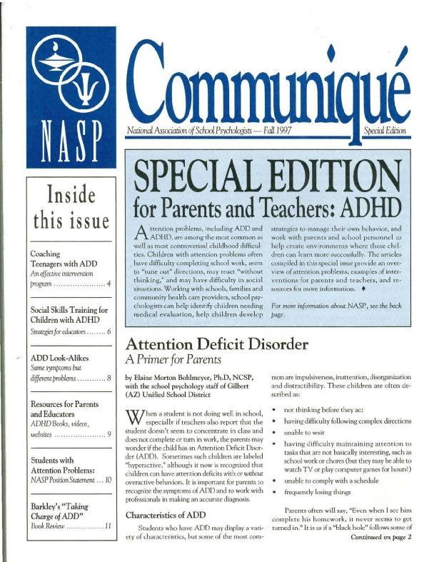 communique-specialfall1997.pdf