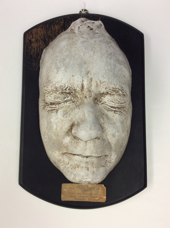 Life Mask of John Wilson Townsend