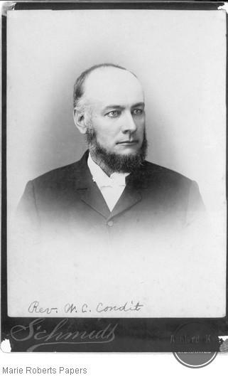 Reverend W.C. Condit