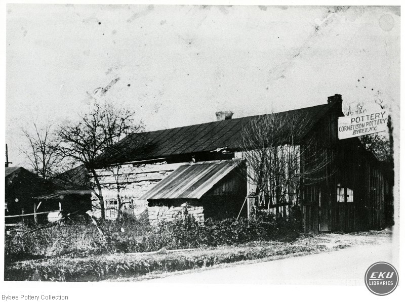 Bybee Pottery Exterior