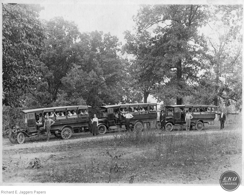 Students in Buses from Memorial? Consolidated School