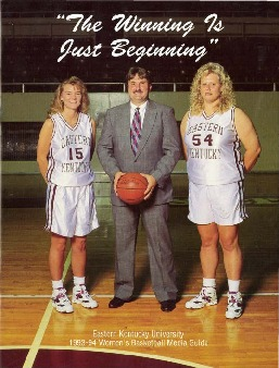 Sports Media Guide-Basketball, Women's