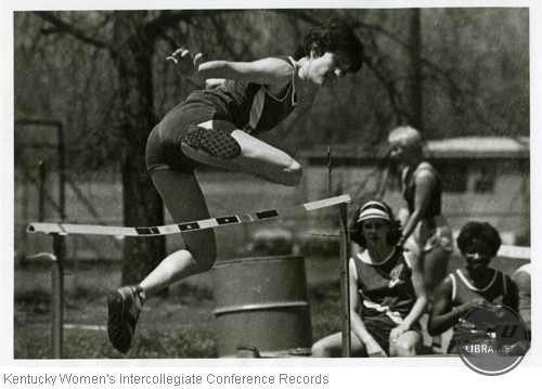 Unidentified High Jumper