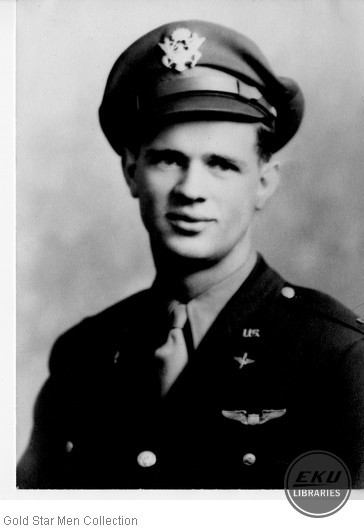 Arnold Kendrick Roy Stearns in Army Air Forces uniform