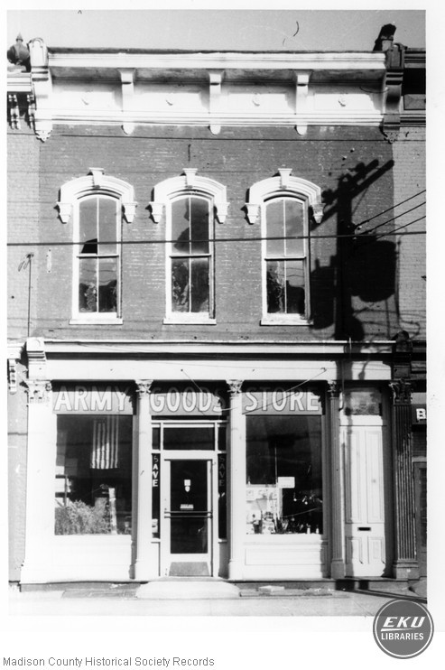 Commercial Building at 119 North First Street, Richmond