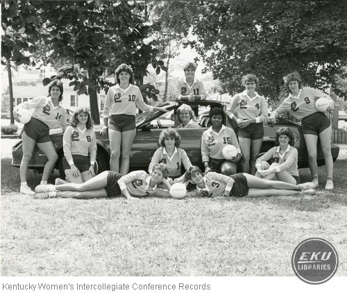 Brescia College Volleyball Team