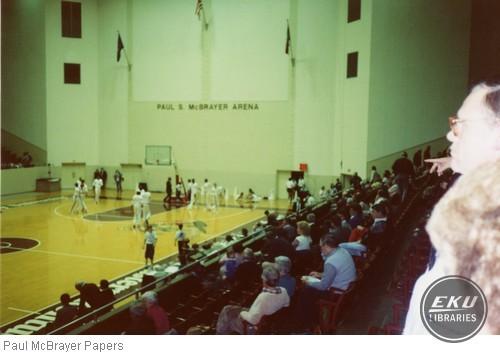 McBrayer Arena