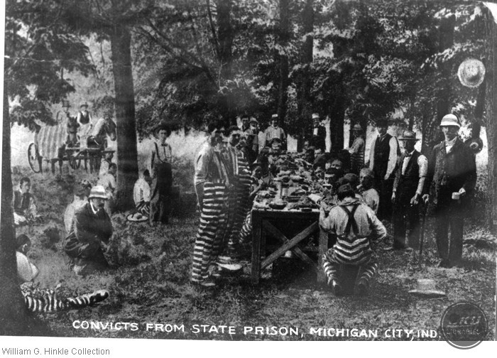 Convicts from State Prison, Michigan City, Ind.