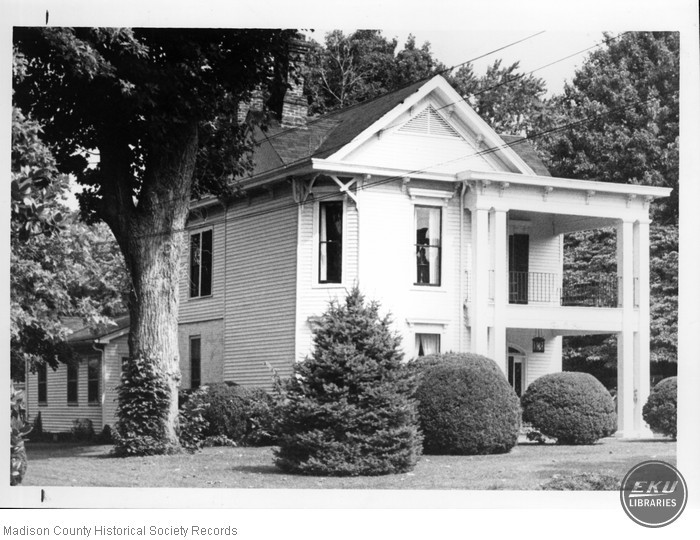 House at 204 Lancaster Avenue, Richmond