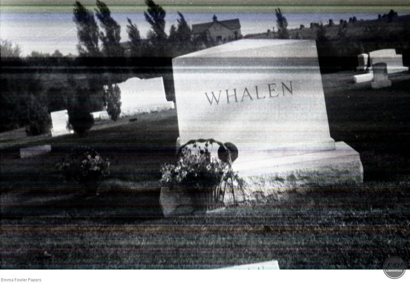 Whalen Gravestone