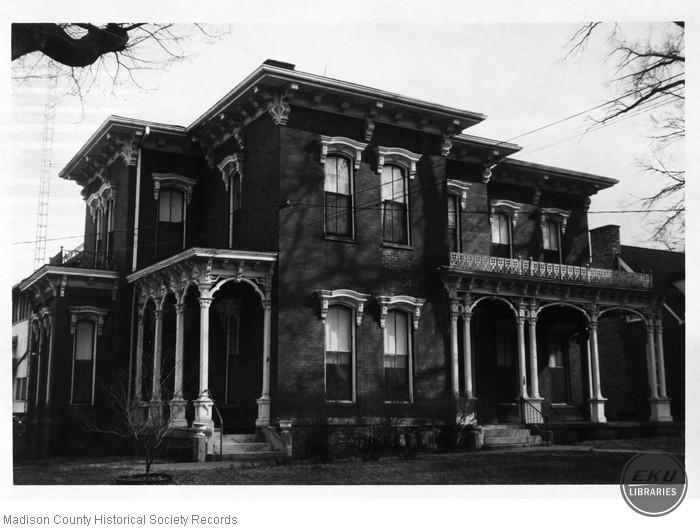 J Stone Walker House