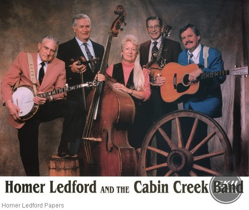 Homer Ledford and The Cabin Creek Band