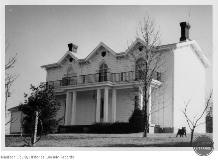 Thomas Gibbs House