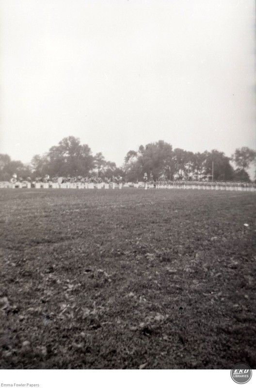 Marching Band in a Field