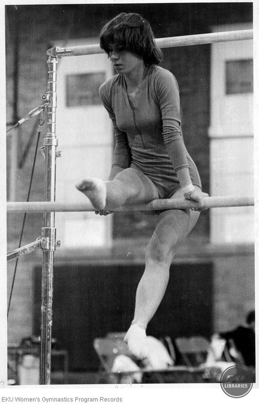 Diane Dusenberry on Bars