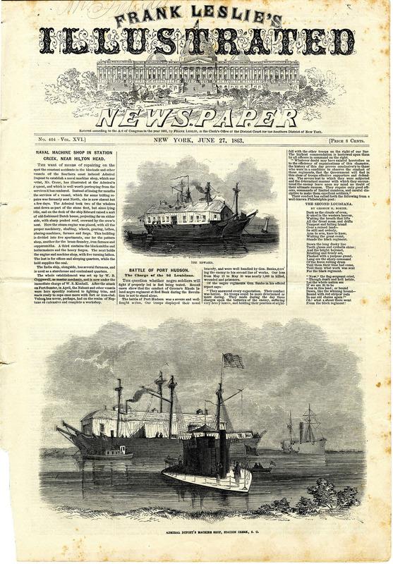 Frank Leslie's Illustrated Newspaper