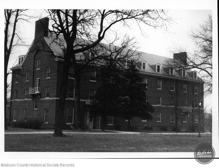 Elizabeth Rogers Residence Hall