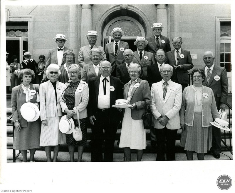 Alumni Day Class of 1934