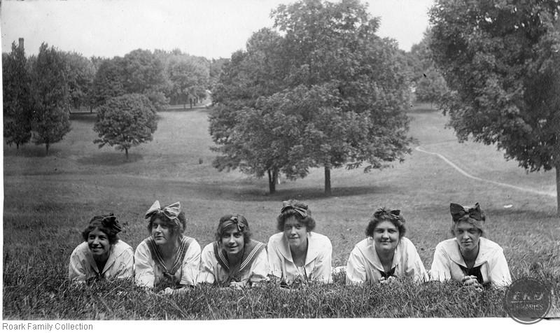 Unidentified Group of Women