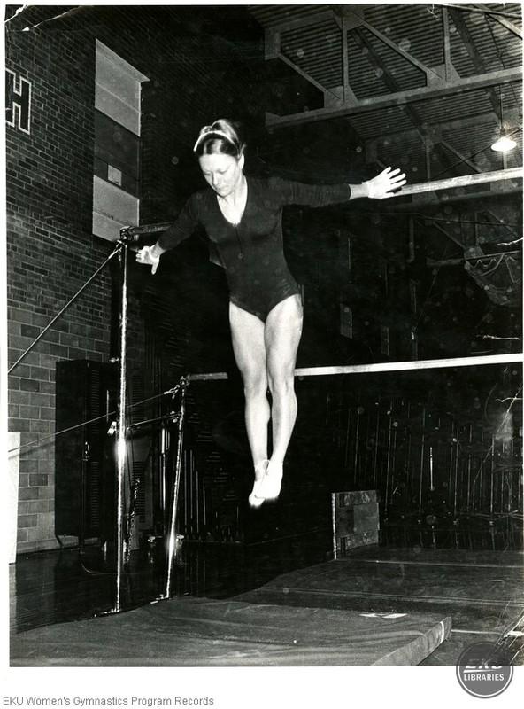 Beth Miles on Bars