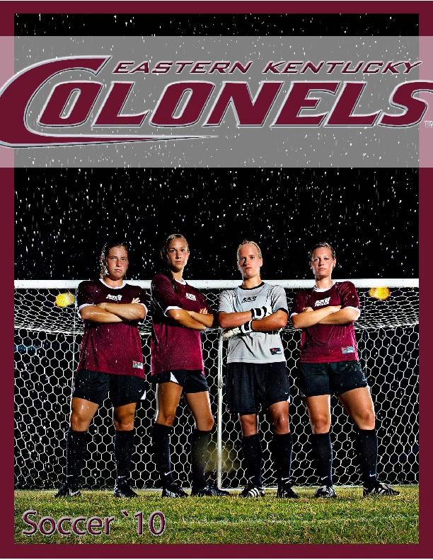 Sports Media Guide-Soccer