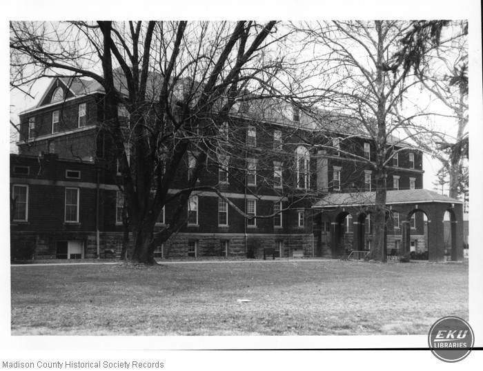 Kentucky and Talcott Residence Halls
