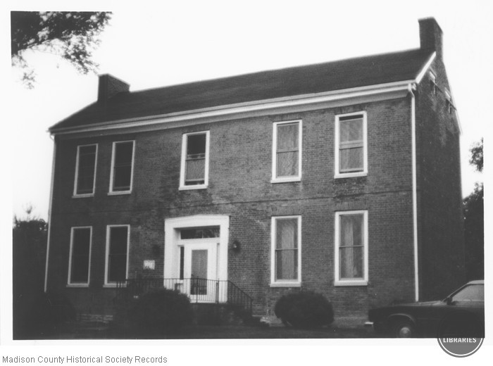 William Chenault House