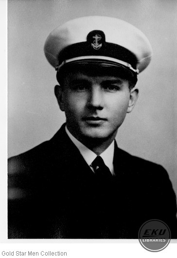 James S. Rodgers, Jr. in Marine Corps uniform