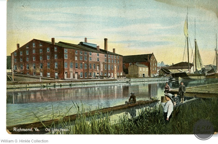 Old Libby Prison, Virginia