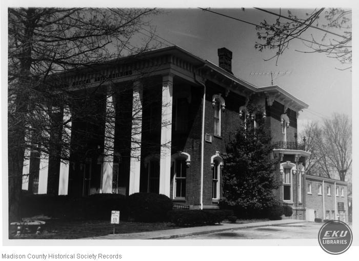 Governor James B. McCreary House