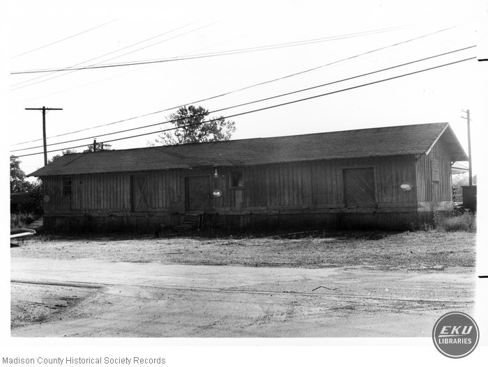 Berea L and N Freight Depot