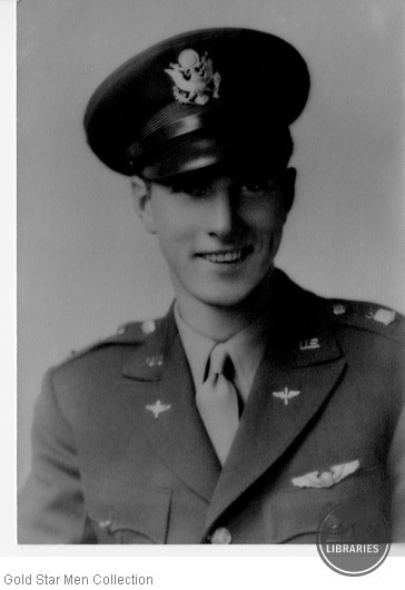 Ormond E. Powell in Army Air Forces uniform