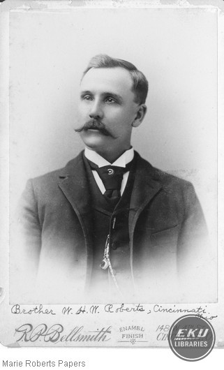 William Henry Wadsworth Roberts