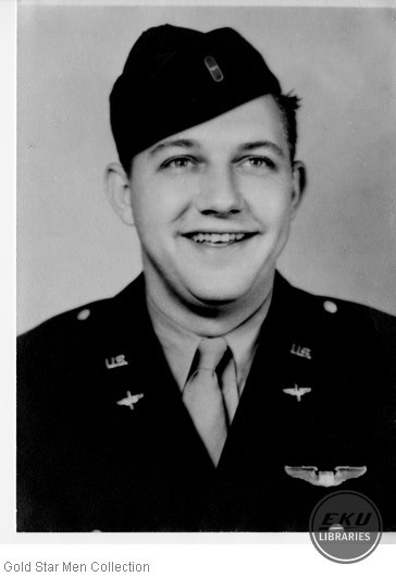 Alfred P. Wilson in Army Air Forces Uniform