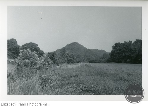 Hills Surrounding Clarence Westerfield's Home