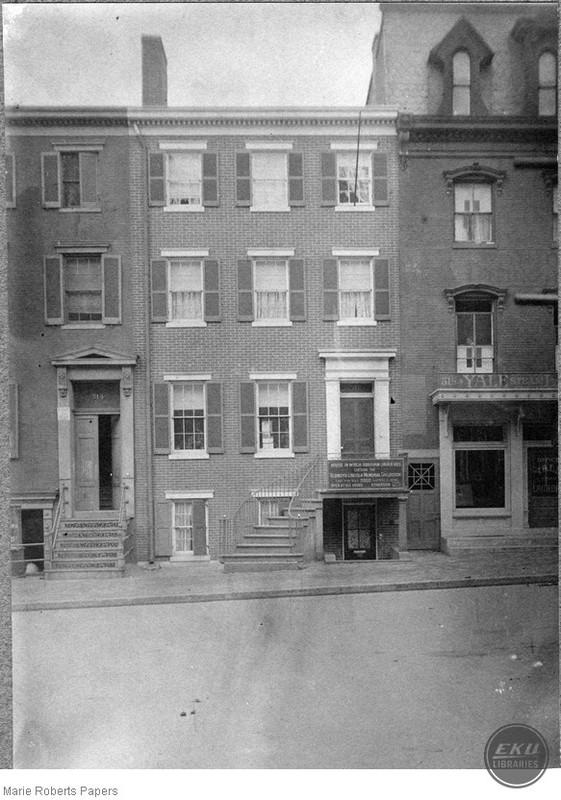 House where Abraham Lincoln died, Washington D.C.