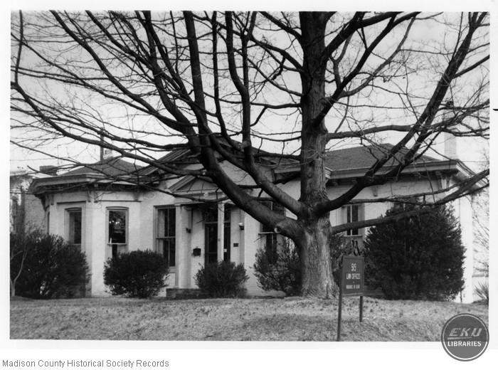 Dr. John McCord Harris House