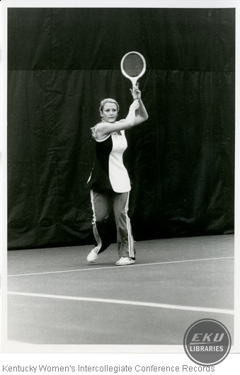 Tennis - Unidentified Player
