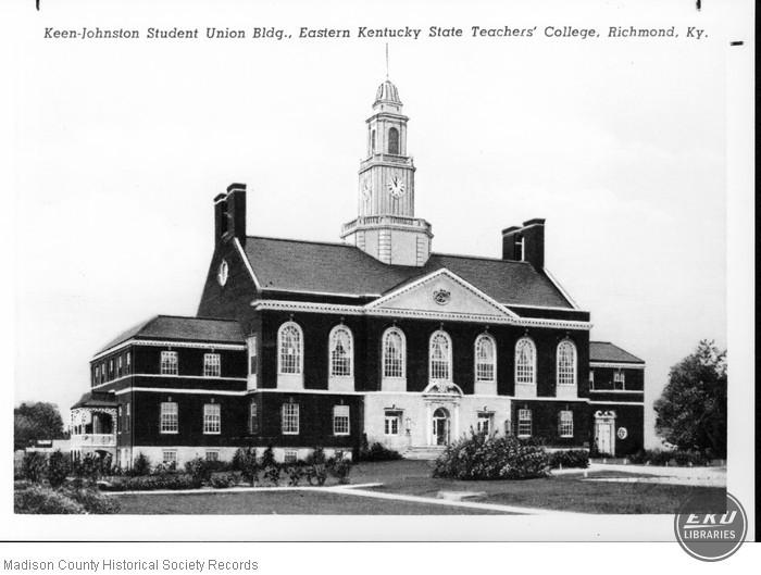 Keen Johnson Building