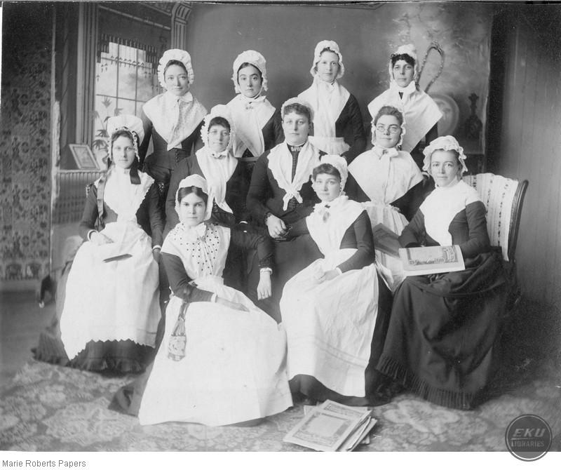 A Study Club of Marie L. Roberts' Friends