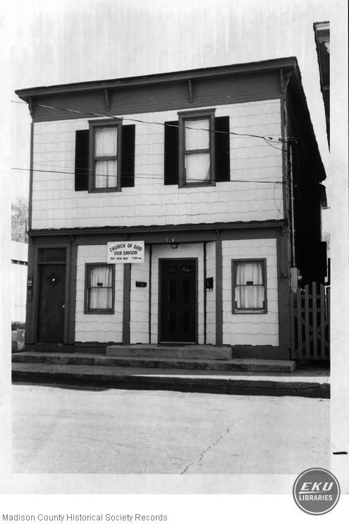 Commercial Building at 219 Adams Street, Berea