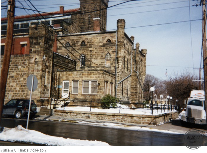 Cambria County Jail, Pennsylvania