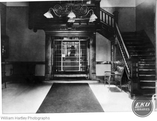 Unidentified Foyer