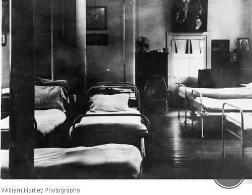 Unidentified Room With Beds