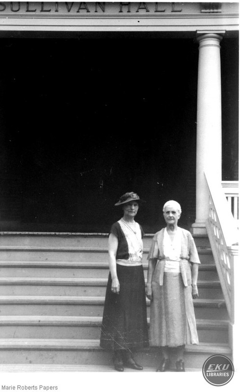 Marie L. Roberts and Anna Harris
