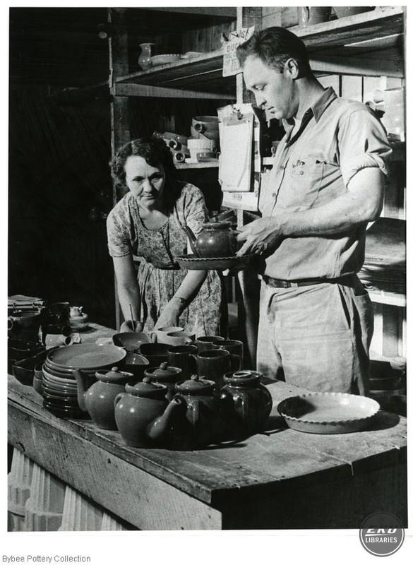 Walter Cornelison and Wife