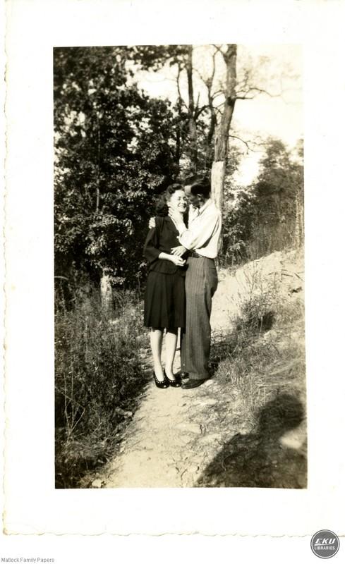 Ab Matlock and Virgie Matlock
